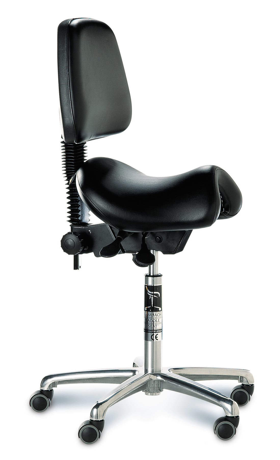silla con respaldo